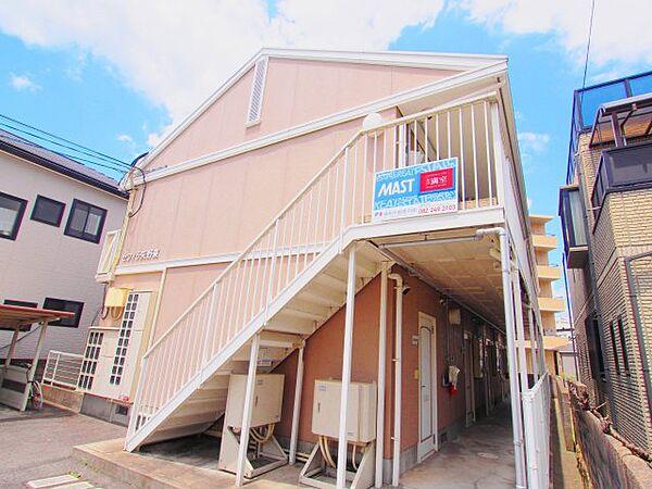広島県広島市安芸区矢野東5丁目の賃貸アパート