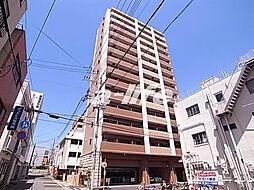 プレサンス神戸裁判所前デリシア[1106号室]の外観
