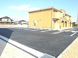 ポルトボヌール III[2階]の外観