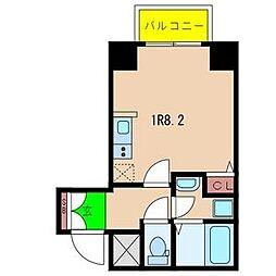 ONLYONE川西駅前[4階]の間取り
