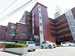 福岡県北九州市小倉北区皿山町の賃貸マンションの外観