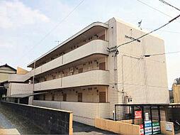 スカイマンション松山[1階]の外観