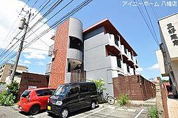 福岡県北九州市八幡西区千代ケ崎3丁目の賃貸マンションの外観