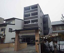 京都府京都市上京区芝薬師町の賃貸マンションの外観
