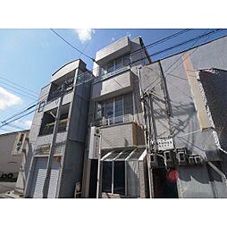 静岡県静岡市清水区万世町1丁目の賃貸マンションの外観