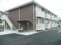 和歌山県和歌山市土入の賃貸アパートの外観