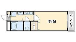 ウィンズ12号館[6階]の間取り