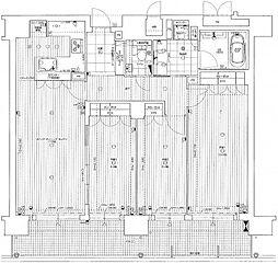 リーガル四ツ橋立売堀II[14階]の間取り