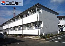 安田学研会館 中棟2[1階]の外観