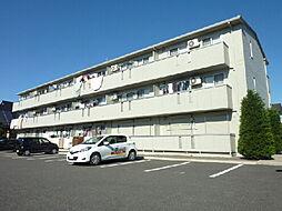茨城県那珂市竹ノ内4丁目の賃貸アパートの外観