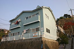 長崎県長崎市西琴平町の賃貸アパートの外観