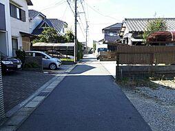 主要道路子も近く、通勤に便利な立地です