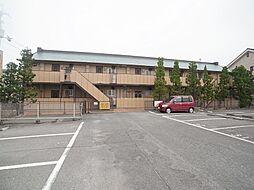 京都府京都市伏見区淀池上町の賃貸アパートの外観
