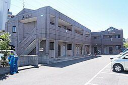 ラ・ルミエールA[1階]の外観