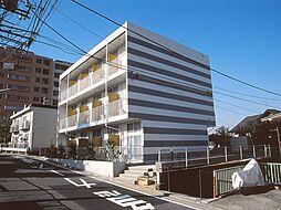 レオパレス横浜山手[105号室]の外観