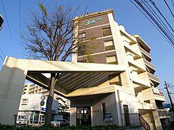 福岡県北九州市小倉南区守恒5丁目の賃貸マンションの外観