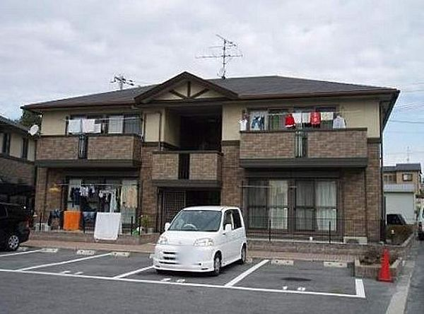 ガーデンパークA棟 1階の賃貸【奈良県 / 奈良市】