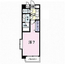 プレンティⅡ[2階]の間取り