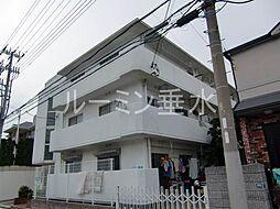 兵庫県神戸市垂水区霞ケ丘6丁目の賃貸マンションの外観