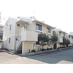 大阪府枚方市香里園東之町の賃貸アパートの外観