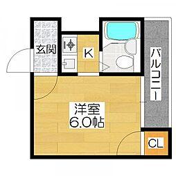ハイム上高地7番館[2階]の間取り