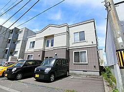 クレーデル新札幌[1階]の外観
