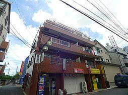 松戸カネカビル[4階]の外観