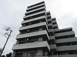 ライフコート針中野[2階]の外観