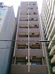 プレサンス西心斎橋[10階]の外観