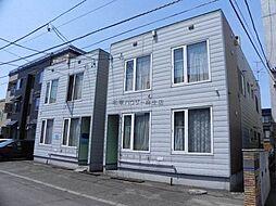 サンホームマンションみのしまB[2階]の外観