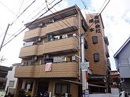 橋本マンション堂山[3階]の外観