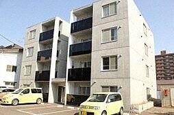 北海道札幌市手稲区前田一条10丁目の賃貸マンションの外観