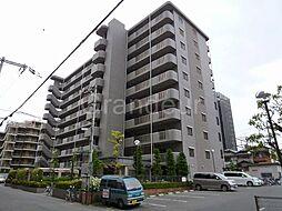 大阪府大阪市鶴見区鶴見3丁目の賃貸マンションの外観