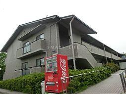 滋賀県大津市仰木の里3丁目の賃貸マンションの外観