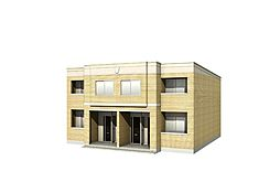 仮)藤江新築アパート[1階]の外観