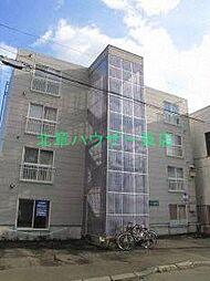 北海道札幌市東区北十三条東14丁目の賃貸マンションの外観