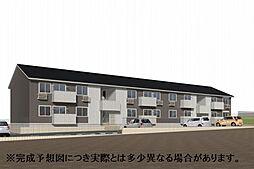 仮)D-room朽網東II[1階]の外観