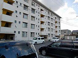 愛知県清須市西枇杷島町南六軒の賃貸マンションの外観