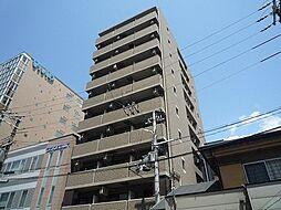 大阪府大阪市北区大淀中2の賃貸マンションの外観
