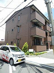 アパートメントy[1階]の外観