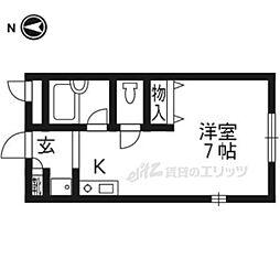 北大路駅 4.0万円