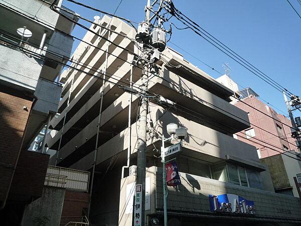 東京都小金井市本町1丁目の賃貸マンション