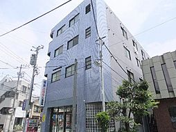 静岡県三島市西若町の賃貸マンションの外観