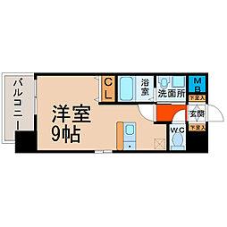 愛知県名古屋市中村区太閤3丁目の賃貸マンションの間取り