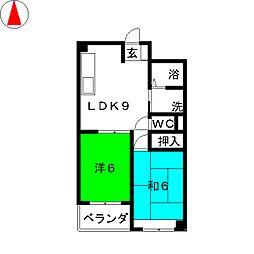 新清洲駅 4.8万円