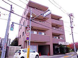 クオーレ武蔵大和パテラ[2階]の外観