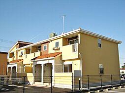 千葉県茂原市八千代1丁目の賃貸アパートの外観