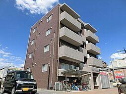 愛知県北名古屋市西春駅前2丁目の賃貸マンションの外観