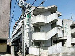 グリーンプラザ谷町弐番館[3階]の外観