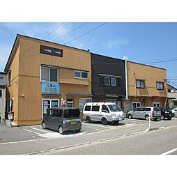 新潟県新潟市西区小針の賃貸アパートの外観
